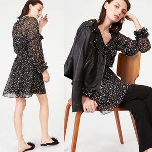 CLUB MONACO Taisie Silk Dress